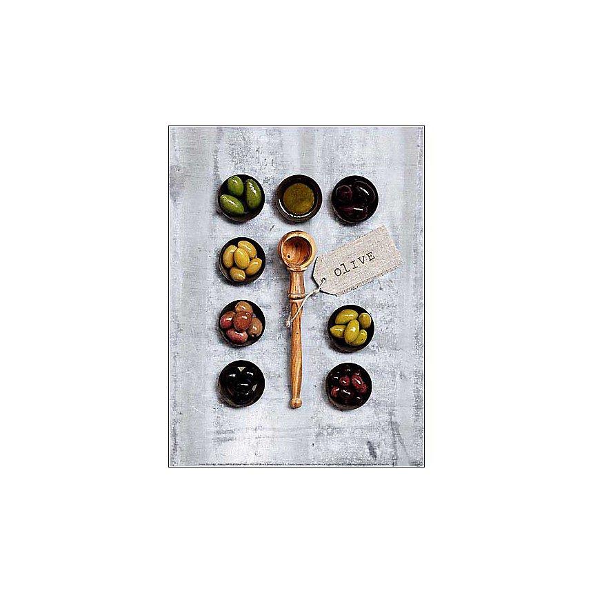 Olive , Camille SOULAYROL, Florence DEVILLER, Frédéric BARON-MORIN, affiche 30x40 cm