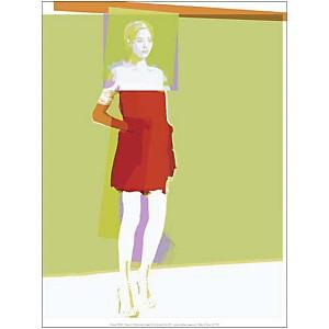 Fashion 3 , Arnaud TRACOL, affiche 30x40 cm