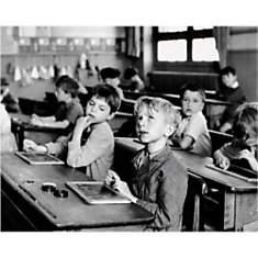 L'information scolaire, 1956, Robert DOI...