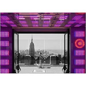 View from Rockfeller Center, NY , Torsten Andreas HOFFMANN, affiche 50x70 cm