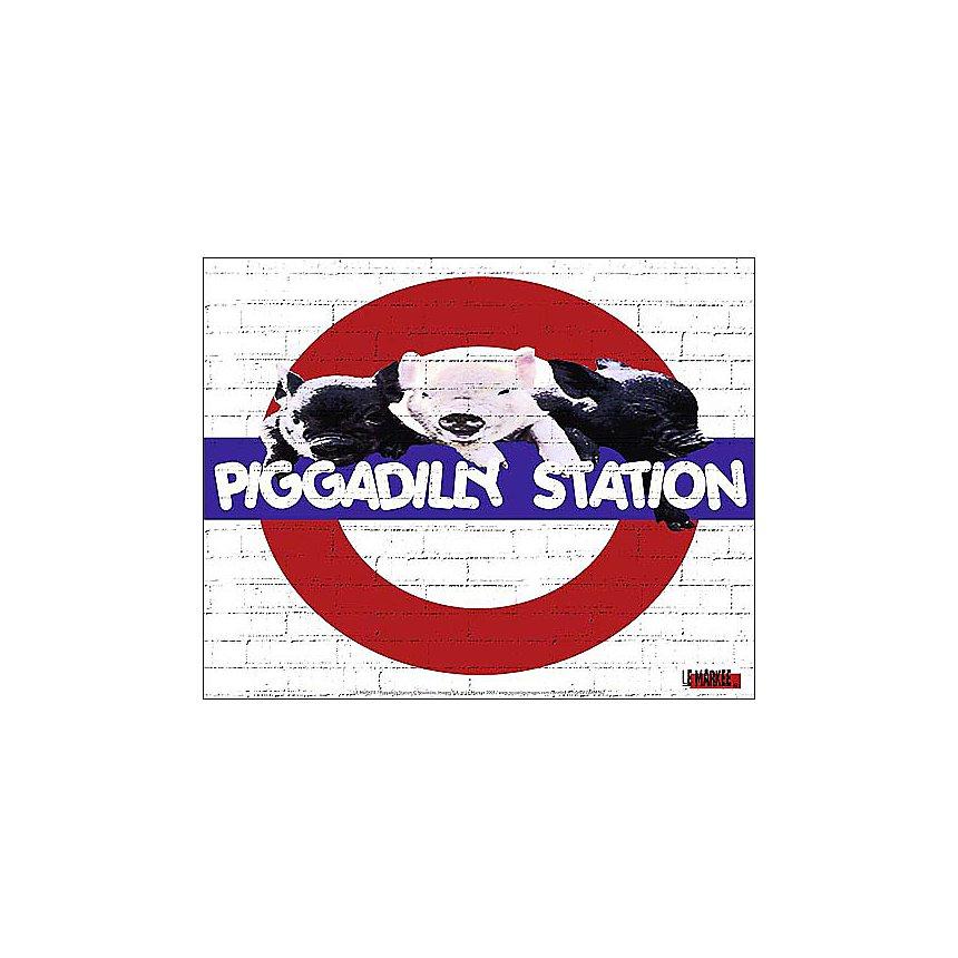 Piggadilly Station , LE MARKEE