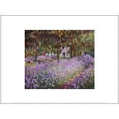Le jardin de l'artiste à Giverny (détail...