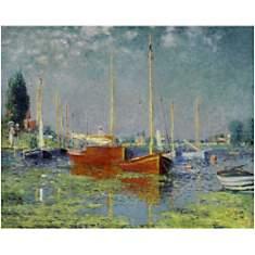 Argenteuil , Claude MONET (1840-1926)