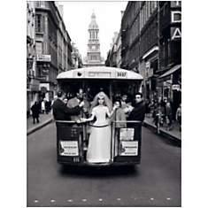 Paris, 1961, robe de mariée / Paris, 196...