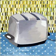Grille-pain / Toaster , Valérie ROY (196...