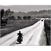 Sur la route, USA, 1971, Dennis STOCK, affiche 24x30 cm