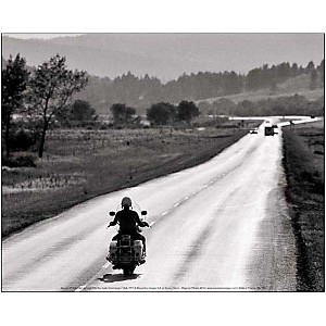 Sur la route, USA, 1971, Dennis STOCK, a