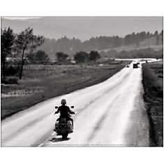 Sur la route, USA, 1971 / On the road, U...