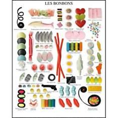 Les bonbons, Atelier Nouvelles Images, a...
