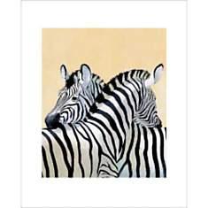 Les zèbres / Zebras , Noëlle TRIAUREAU