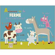 Animaux de la ferme / Farm Animals / Tie...