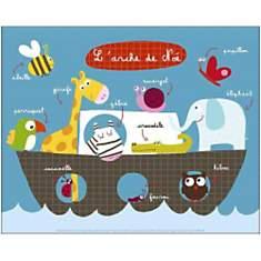 L'arche de Noé , Isabelle CHAUVET, affic...