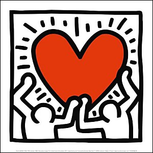 Untitled, 1988 , Keith HARING (1958-1990