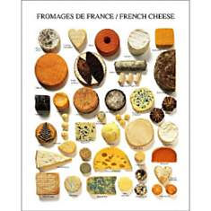 Fromages de France / French Cheese / Fra...