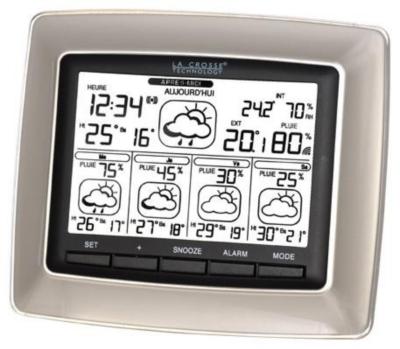 Station météo WD6006 La Crosse Technolog