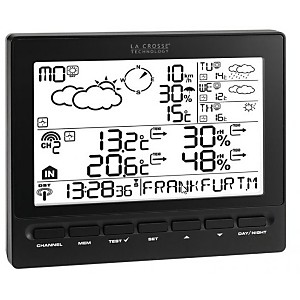 Station météo WM5300 La Crosse Technology