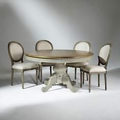 Table extensible, 8 à 10 couverts , pati...