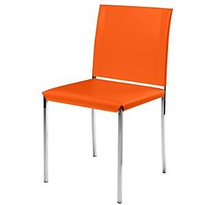 Lot de 2 chaises Cristal