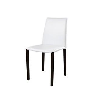 Lot de 2 chaises Olivia Woody Teinté Noi