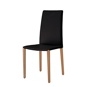 Lot de 2 chaises Olivier Woody Hêtre