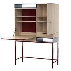 Bureau modulable avec rangement BOX L
