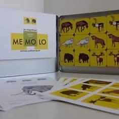 MEMOLO Animaux préhistoriques