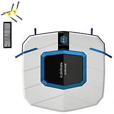 Aspirateur Robot e.ziclean Ultra Slim Wh