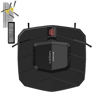 Aspirateur Robot e.ziclean Ultra Slim Black V2