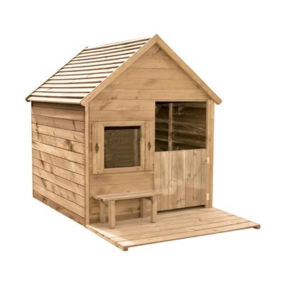 petite maison pour enfant perfect fabriquer cabane en. Black Bedroom Furniture Sets. Home Design Ideas