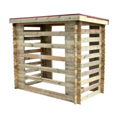 abri b ches en bois varsovie 3 st res. Black Bedroom Furniture Sets. Home Design Ideas