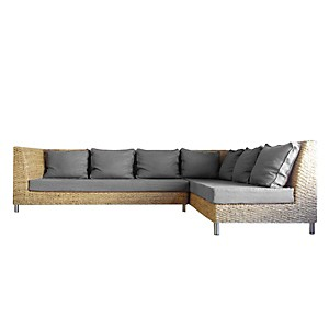 Canapé d'angle Ecologique