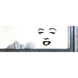 Sticker mural Marilyn (ARTHUR )