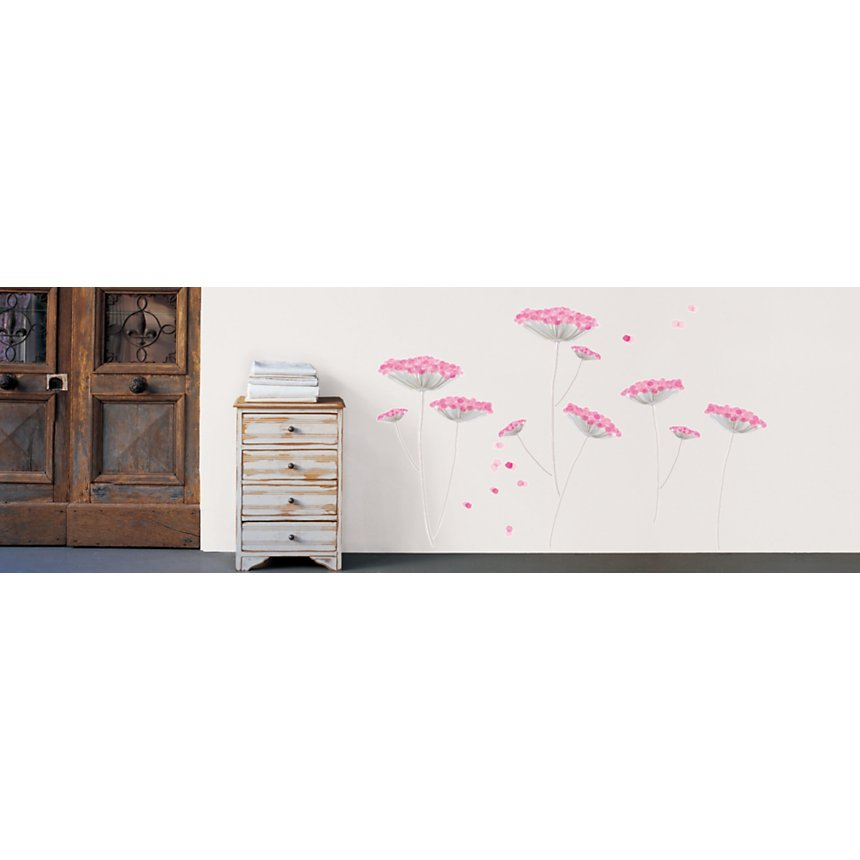 Sticker mural Ombelles (REDARD )