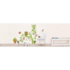 Sticker mural Chats  Hiboux  (MELLE TRALALA )