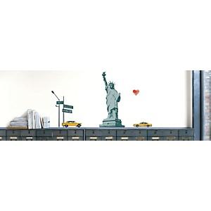 Sticker mural Statue de la liberté (LA COCOTTE  )