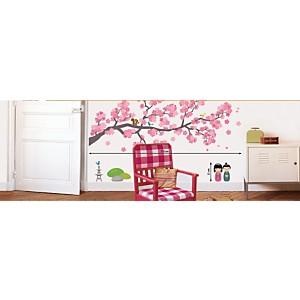 Sticker mural Branches de cerisier (LADYLEIA )
