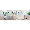 Sticker fenêtres Champ de bleuets (COPPIETERS VAN CAUWENBERGHE )