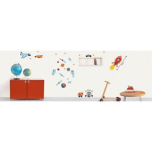 Sticker mural Espace (LATYK )