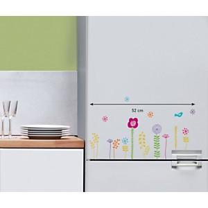 Sticker fenêtres Fleurs de poucette (CAPMAN )