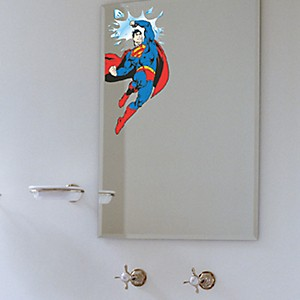Sticker mural Superman (WARNER )