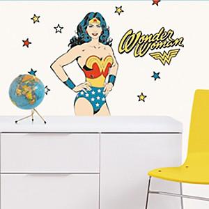 Sticker mural Wonder Woman