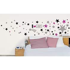 Sticker mural Stars