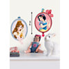 Sticker mural Princesses tableaux (DISNEY )