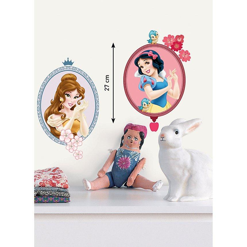 Sticker mural Princesses tableaux (DISNEY )