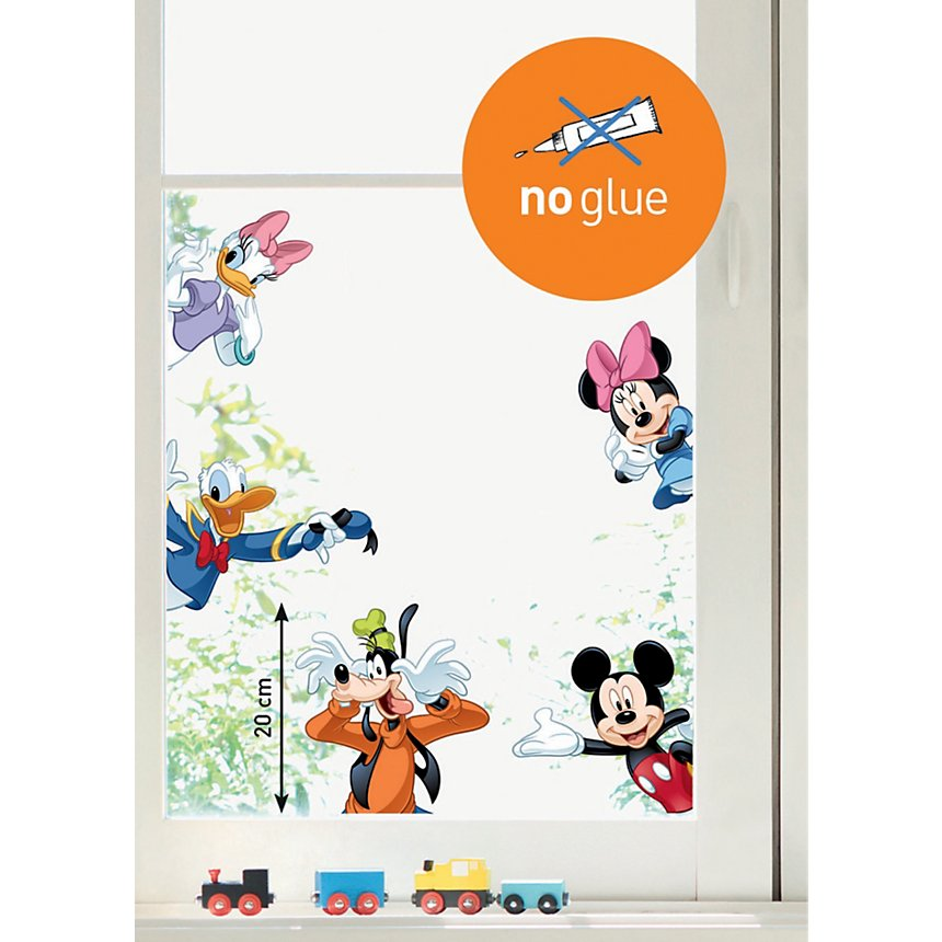 Sticker mural Mickey et ses amis (DISNEY )