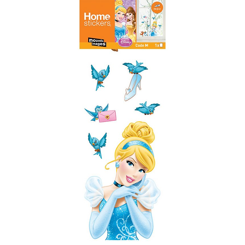 Sticker mural Cendrillon (DISNEY )
