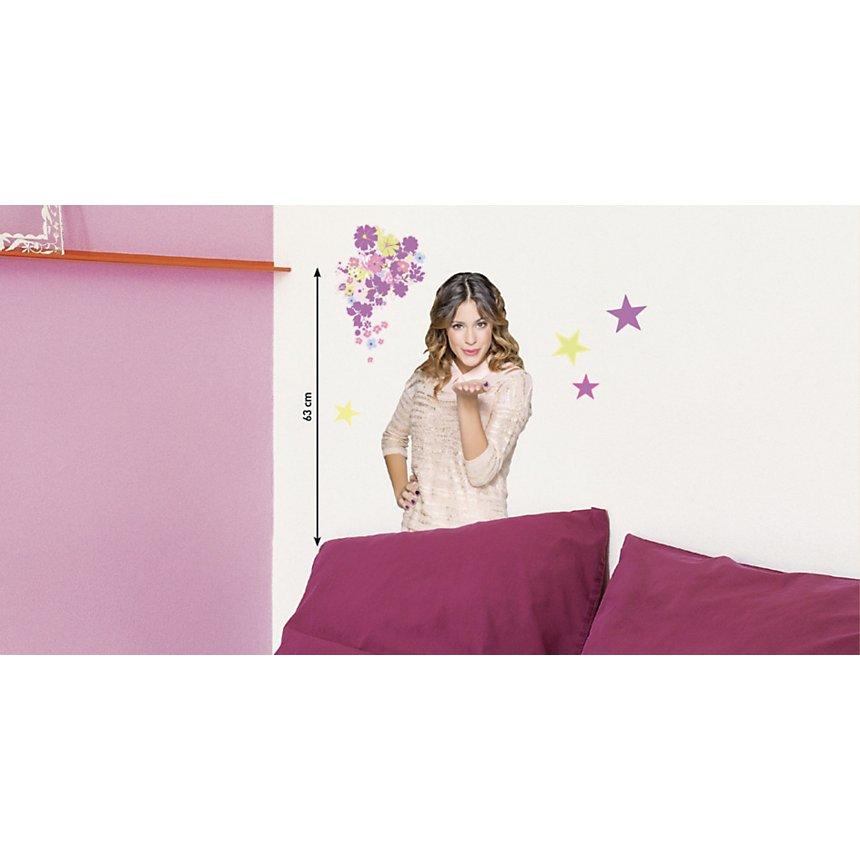 Sticker mural Violetta (DISNEY )