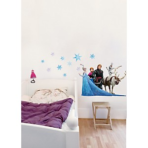 Sticker mural Frozen Friends (Disney)