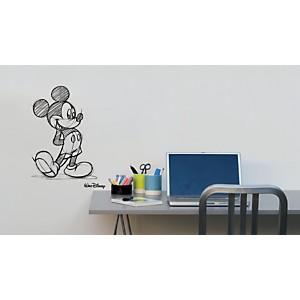 Sticker Transfert Mickey sketch Large (DISNEY )