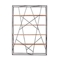 Etagère métal et bois N°3 - Ipanema